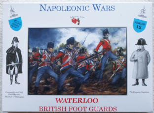 A Call To Arms 1/32 CAL3212 British Foot Guards 1815 (Napoleonic)